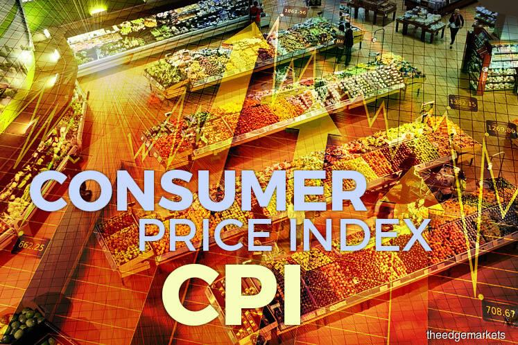 Malaysia's April 2018 inflation at 1.4% on year