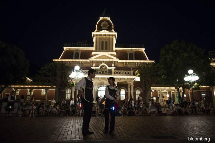 Disney family magic wanes in Hong Kong as Macau's lights dazzle