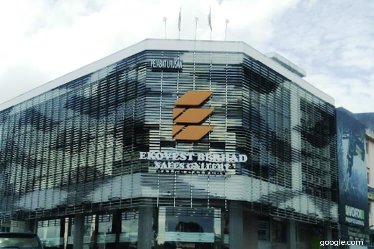 Ekovest up 5.56% after news of Wanda abandoning bid for Bandar Malaysia