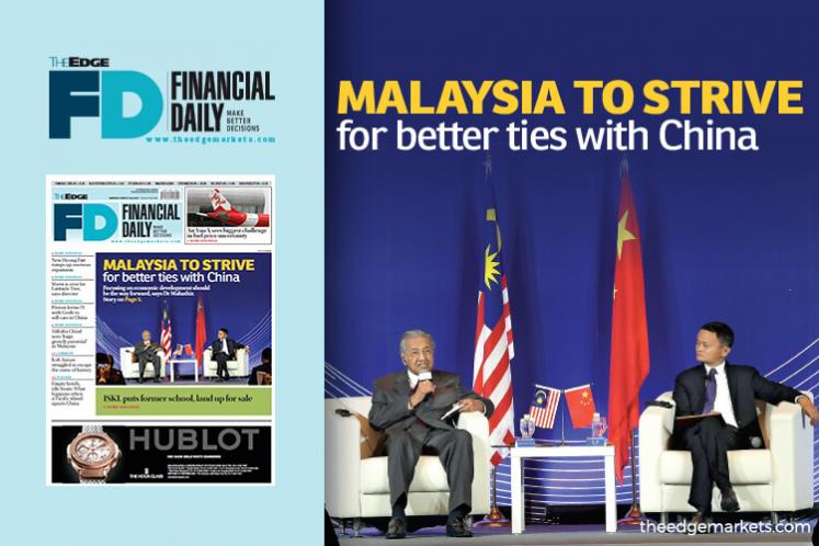 Malaysia to strive for better ties with China