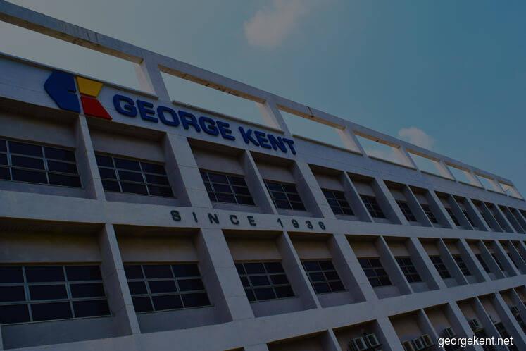 George Kent: 2Q net profit down but results 'credible' despite LRT3 work disruption