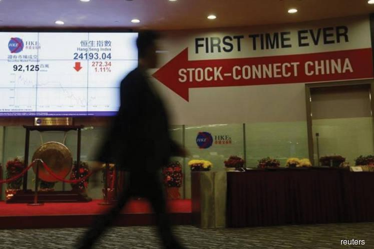 HK stocks hit over 4-month low as Sino-US trade spat escalates