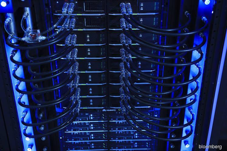 Huawei is said to plan US$2 bil cybersecurity reboot