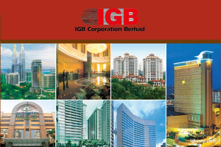 IGB Corp 1Q profit jumps 122%, helped by divestment gains