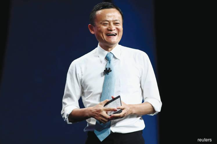 Alibaba's Jack Ma says more confident of China-M'sia relations after meeting Dr M