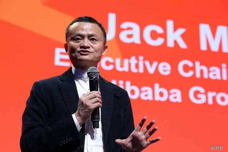 Alibaba's Jack Ma says he wants to grow business in Malaysia