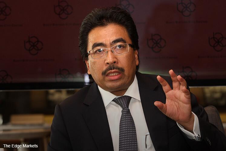 No issue if govt continues dealing with Chinese state-owned companies, says Johari