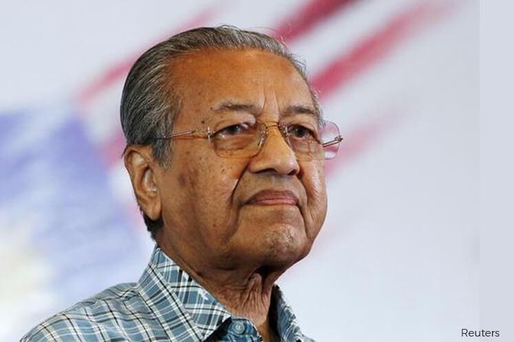 PM Mahathir : Show proof Malaysia government debt was higher in the 1980s, 1990s