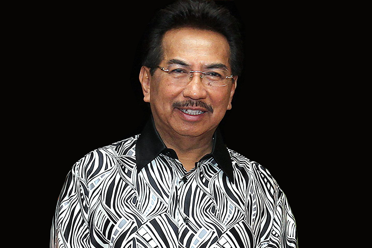 Musa Aman back in Malaysia to address all outstanding issues