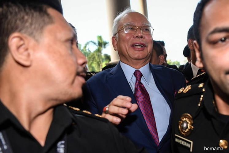 Najib's new money laundering case transferred to High Court