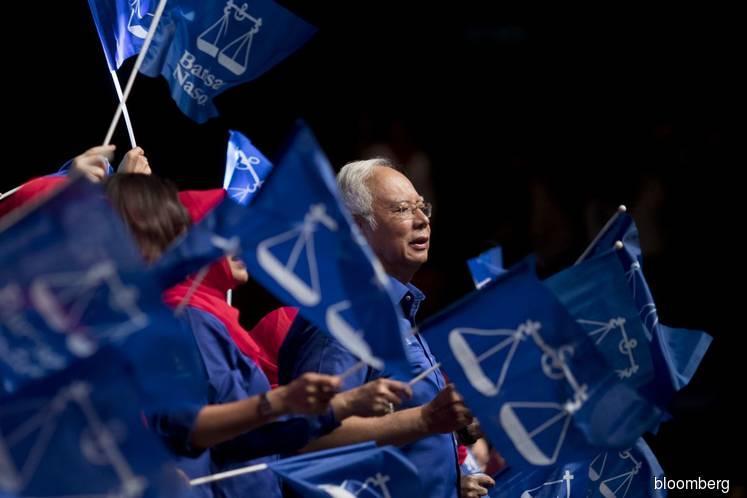 Malaysia said to consider probing Najib for abuse of power