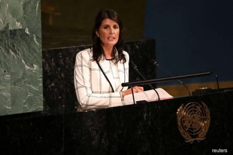 U.S. to withdraw from U.N. human rights body — source