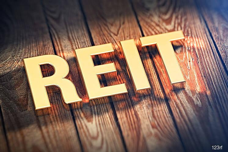 Malaysian REITs down as investors turn cautious