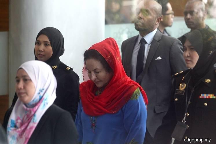 Rosmah could be charged soon, says report by daily