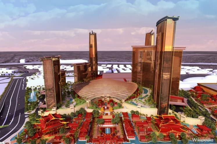 Genting says remains confident will defeat Wynn's baseless claims