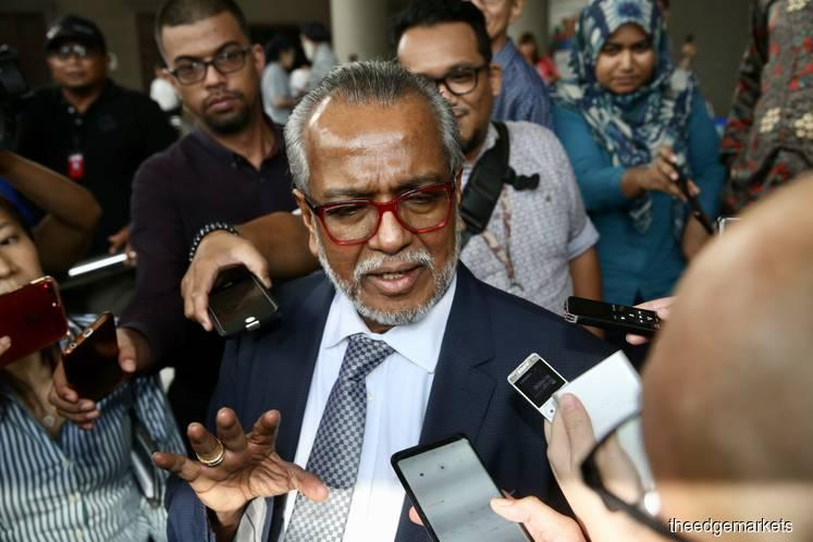 Can prosecution prove Najib knew money in Ambank account came from illegal source, asks Shafee