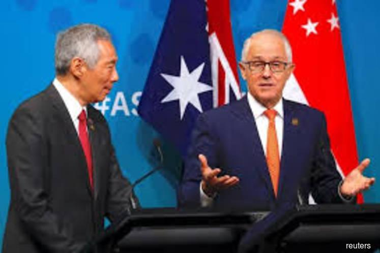 ASEAN, Australia reject protectionism amid fears of Trump trade war