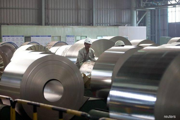 Steel, building materials counters rise on ECRL revival