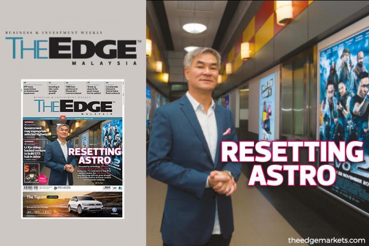 Resetting Astro