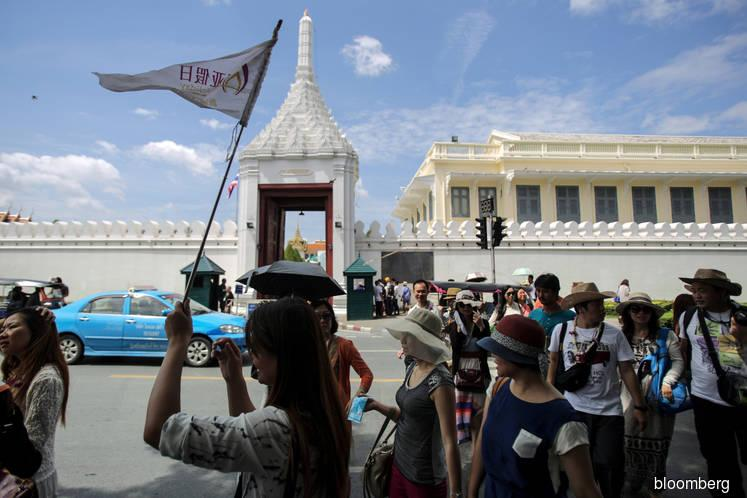 Thailand's Jan tourist arrivals up 10.87% y-o-y — ministry