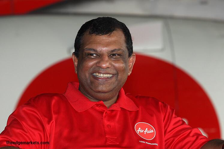 AirAsia's Fernandes appointed to head Malaysia Stadium Corporation