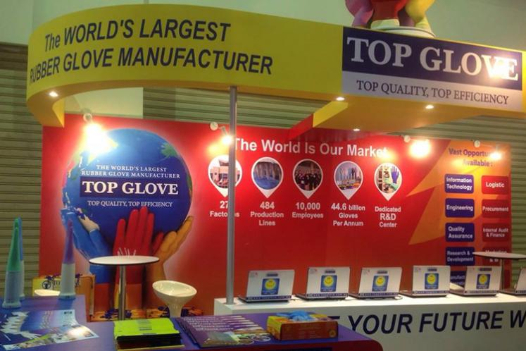 Top Glove, AmBank Group replace TM, KLCCP as KLCI constituents