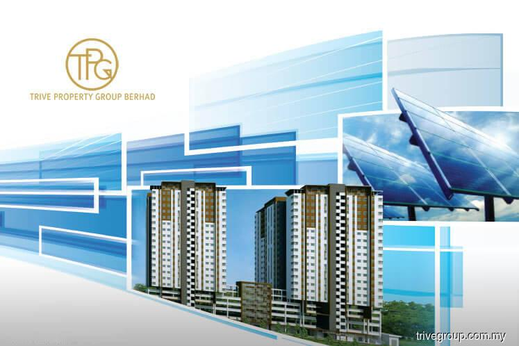 Trive gains 30% on RM1.1b project MOU