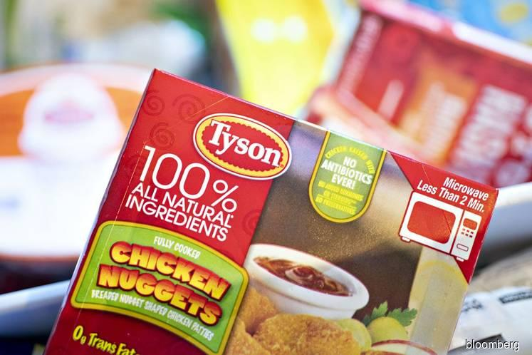 Tyson has agreed to buy chicken-nugget maker Keystone for US$2.5 bil