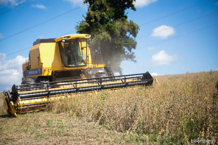 China to propose US$30 bil more U.S. agriculture purchases