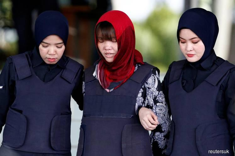 Malaysia rejects call to free Vietnamese accused in Kim Jong Nam killing
