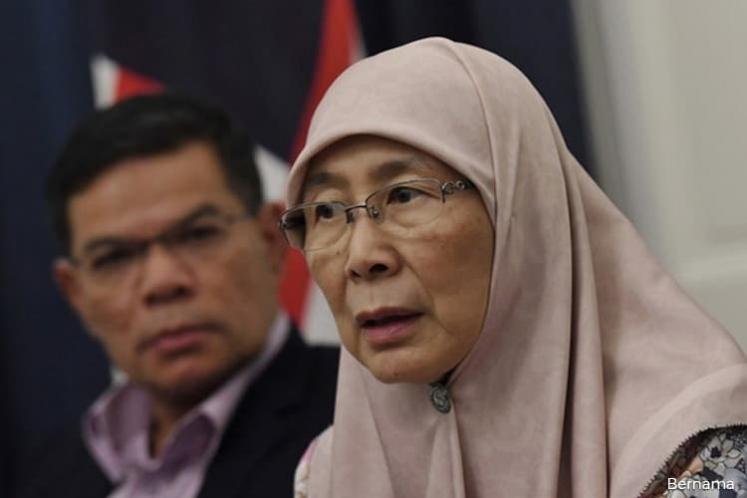 DPM Wan Azizah : Government evaluating gravity of Sungai Kim Kim chemical contamination