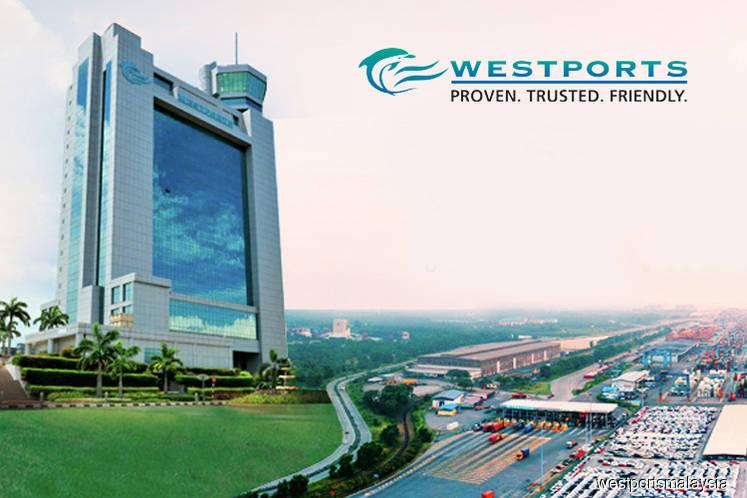 Westports posts lower 1Q earnings as container volume falls 7.4%