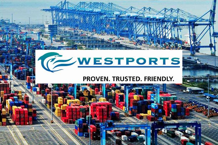 Westports' 1Q net profit drops on absence of one-off gain