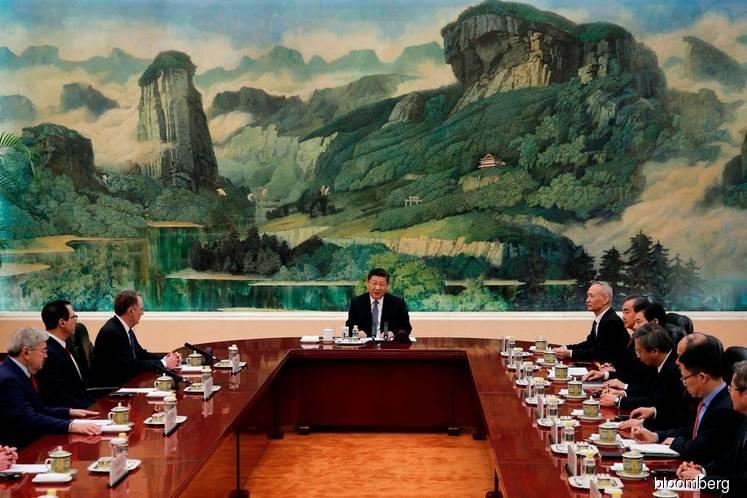 Xi hails important progress, says trade talks to resume in U.S.
