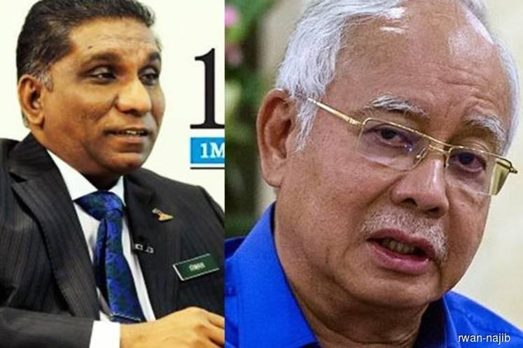 Najib and Irwan Siregar expected to be charged on Thursday over 1MDB-IPIC deal