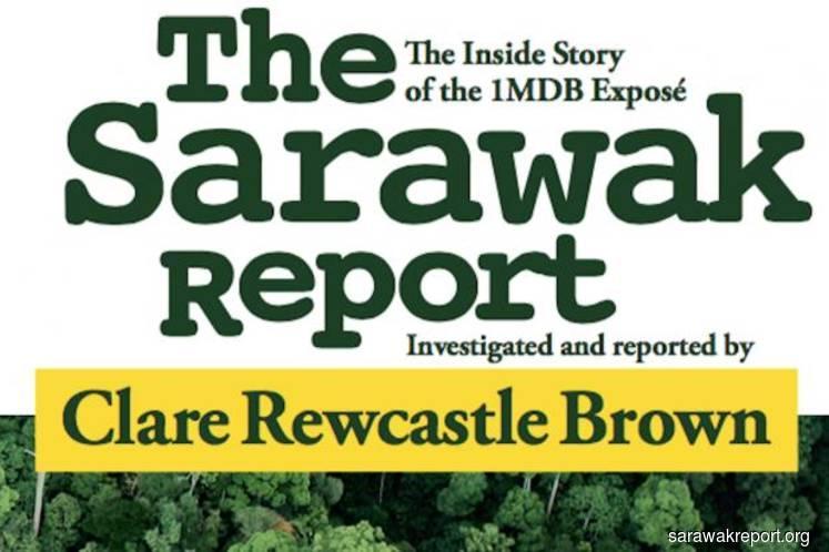 Sarawak Report: Billion Dollar Whale author should reveal source