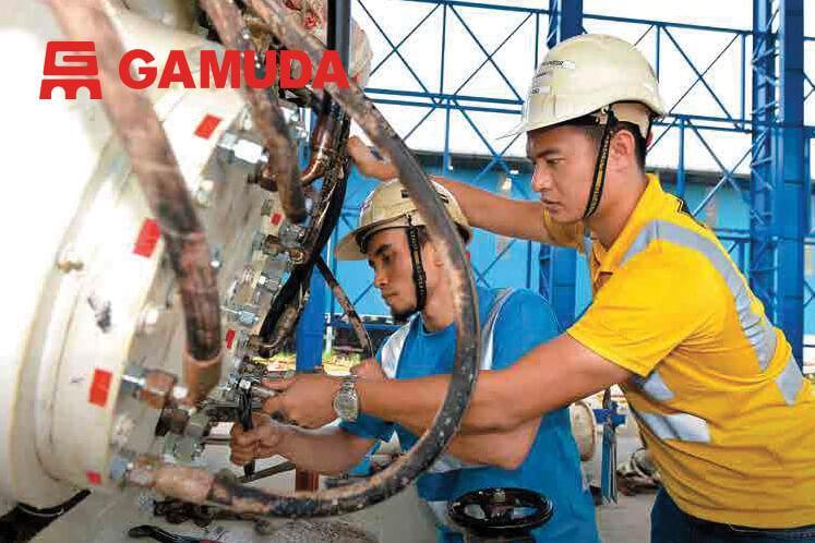 Gamuda 1QFY18 net profit up 25%, declares 6 sen dividend