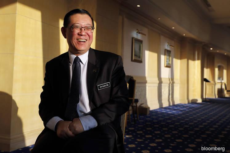 Guan Eng sees GDP growth easing to about 5%