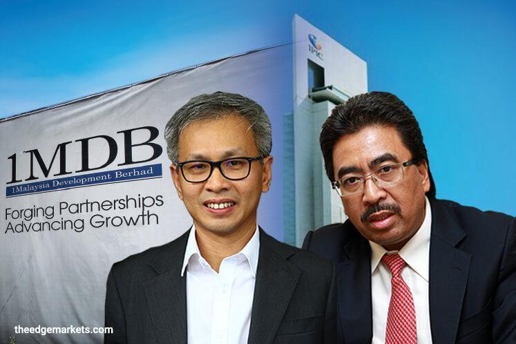Is Johari blaming PM for sacrificing US$3.5b in 1MDB's settlement with IPIC, asks DAP's Pua