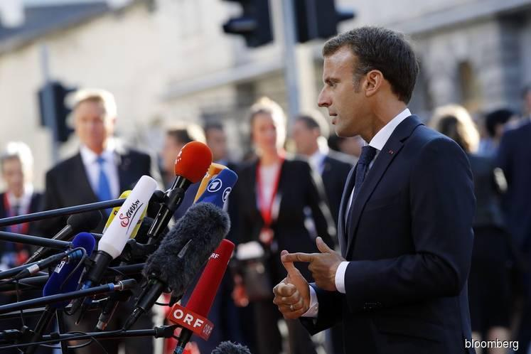 Macron Says Brexit Must Hurt, Only Liars Said It Would Be Easy