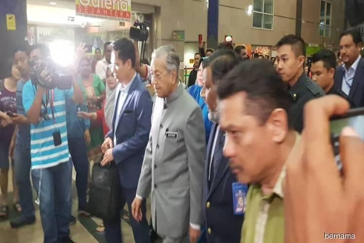 Pasir Gudang pollution crisis: No need to declare emergency, says PM