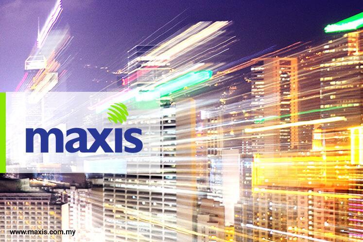 Maxis' 1Q net profit at RM505m, pays 5 sen dividend