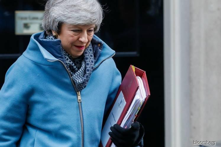EU Is Said to Expect May to Request Three-Month Delay to Brexit