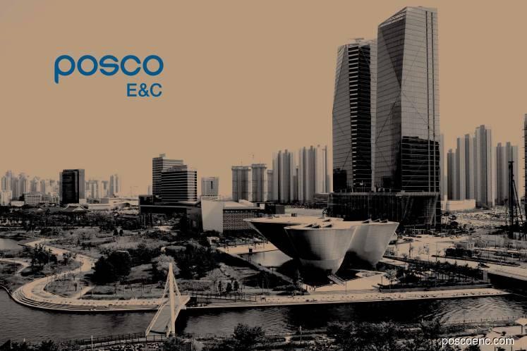 Posco E&C picked as preferred bidder for Tadmax project : Yonhap