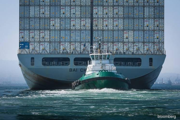 U.S. trade gap widens to 10-year high amid China tensions