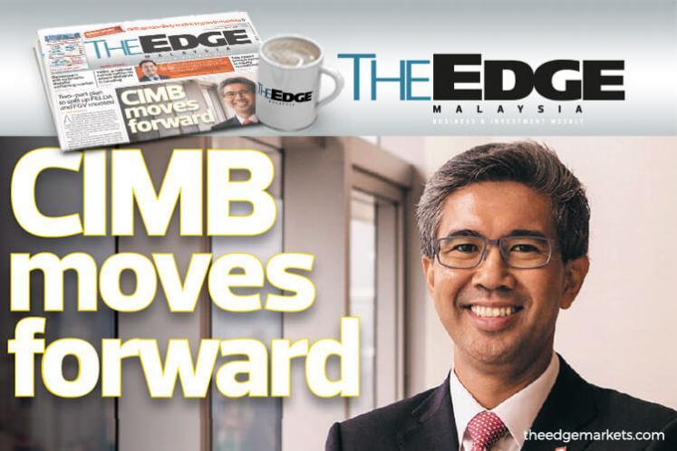 CIMB moves forward