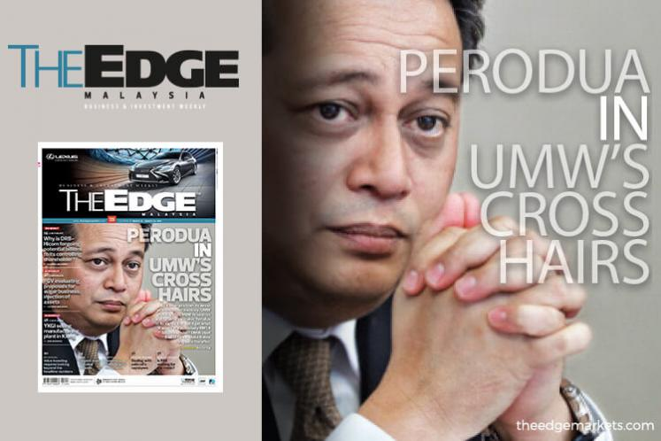 Perodua in UMW's cross hairs