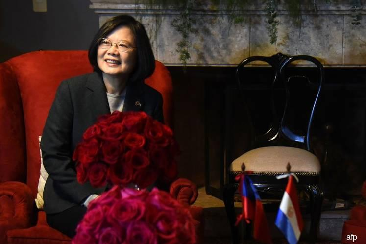 Chinese Cyber Spies Target Taiwan's Leader Before Elections