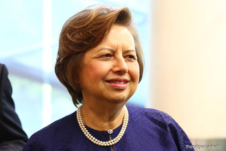 Zeti says Malaysia's 2019 economic growth should be as good if not better