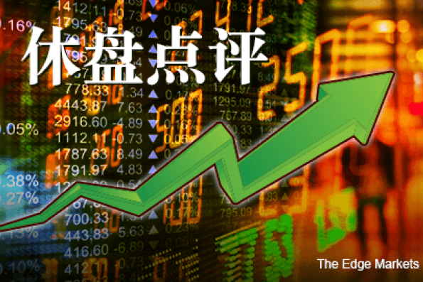 追随区域股市 马股扬1.02%